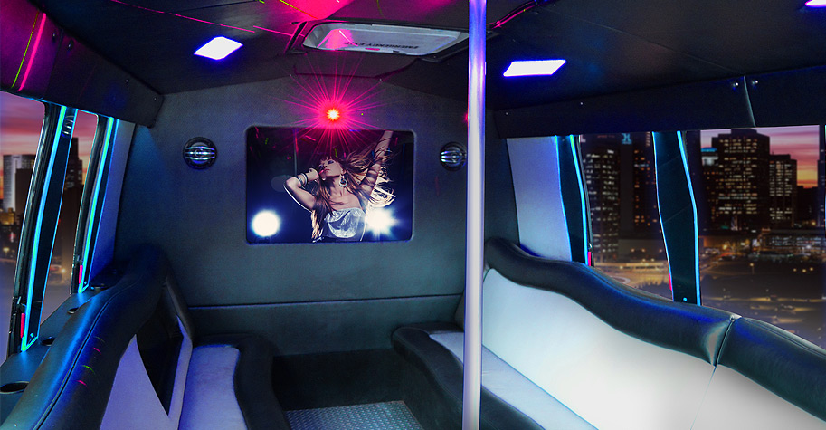 Altanta Limo Party Bus Services