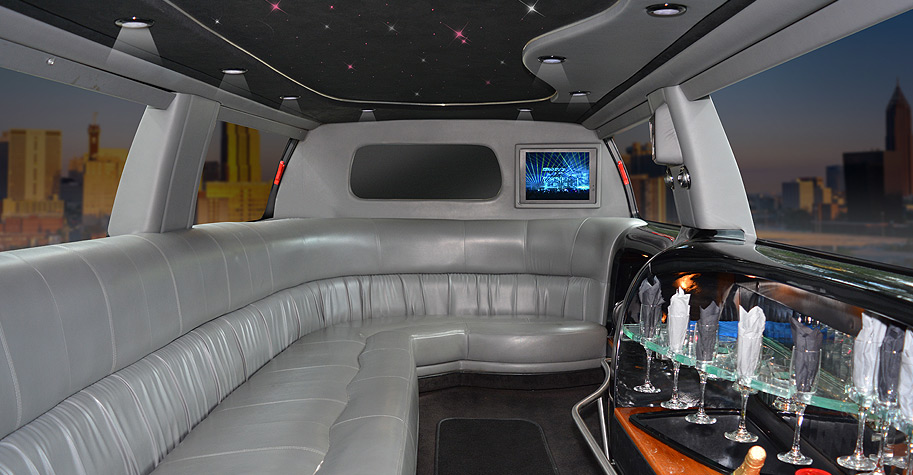 Altanta 14 Passenger Stretch Excursion Limousine Service ...