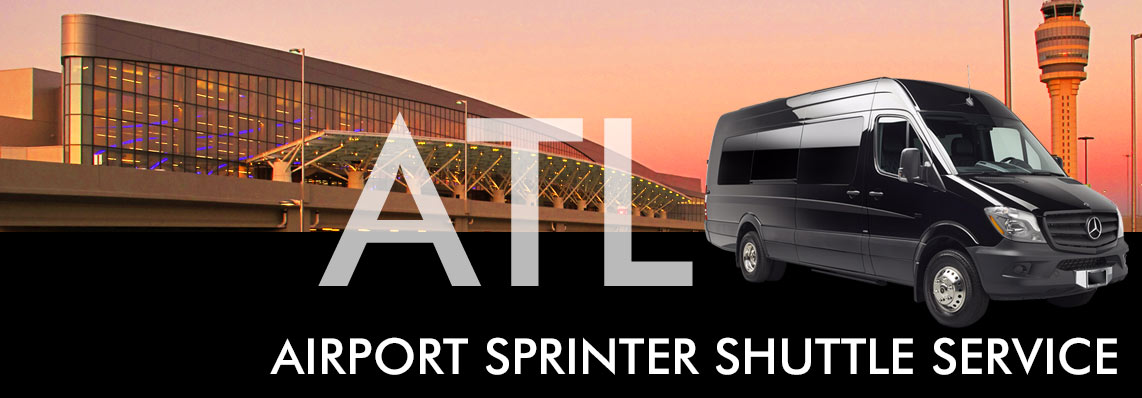 Atlanta International Airport Shuttle Services