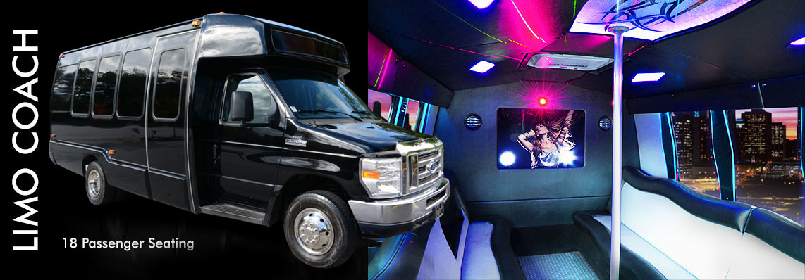 Atlanta Concert Limo Coach & Party Bus Services