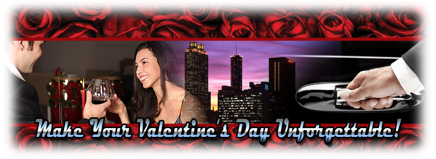 Atlanta Valentineu0027s Day Limousines
