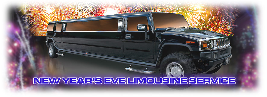 Atlanta New Year's Eve Limo Service