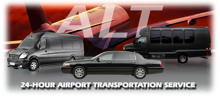 alpharetta to atlanta airport transportation services