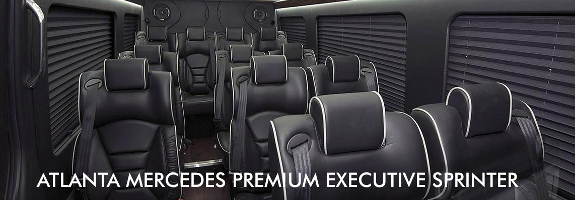 Executive Sedan Service to Atlanta