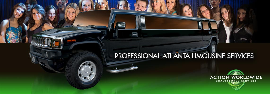 Atlanta Special Occasion Limousine Services