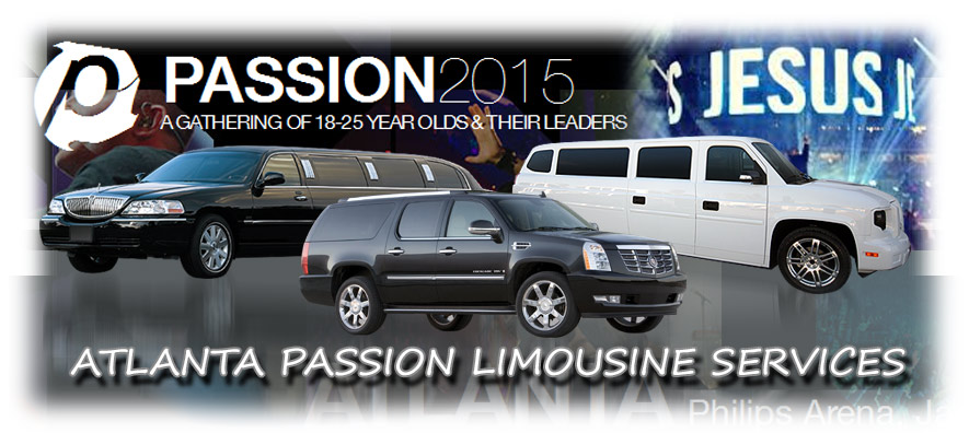 Atlanta Passion Conference Limo Service - Group Transportation