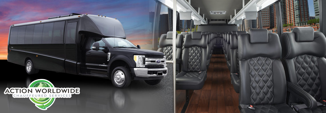 Atlanta Corporate SHUTTLES & Motorcoach Services