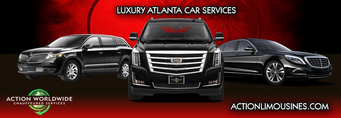 Atlanta Valentine's Day Car Services
