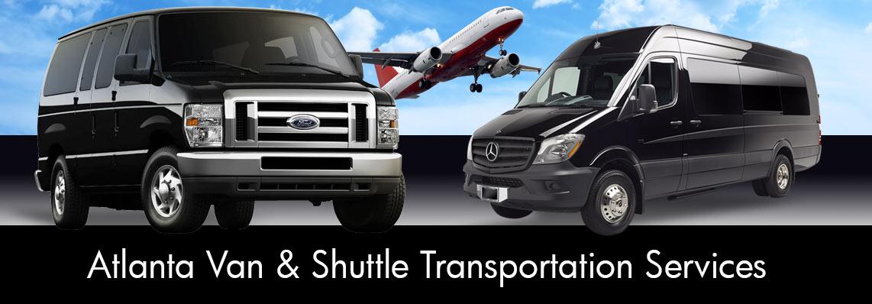 atlanta airport sprinter shuttle van services