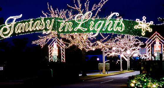 Callaway Gardens Christmas Lights.Atlanta Holiday Light Tours Limousine Packages