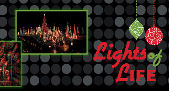 Magical Nights of Lights at Lake Lanier Islands