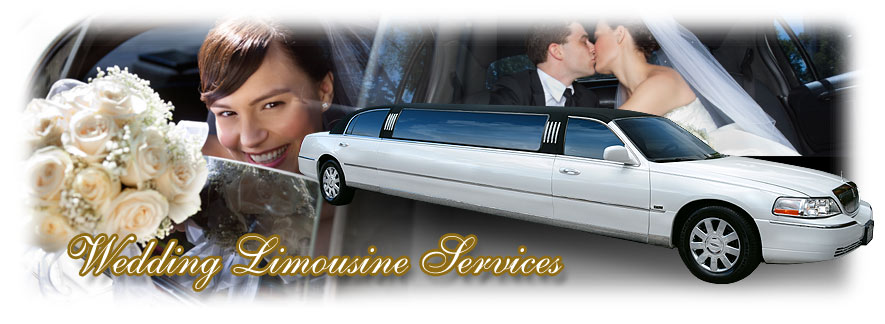 Wedding Limo Packages Atlanta Wedding Transportation Services